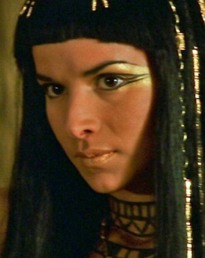 BODY MAKEUP FOR MOVIES: Patricia Velasquez, The Mummy, The Mummy ...