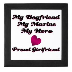 Proud Marine Girlfriend