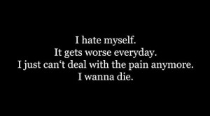 ... tumblr sometimes we just say i just i wanna die quotes tumblr