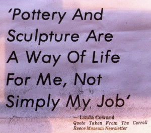 ... Quotes And Sayings: Creating A New Pottery Exhibit On Simple Design