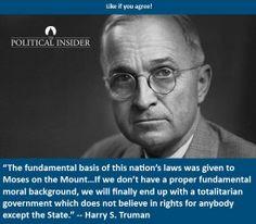 Harry Truman..... More