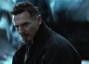 Ras Al Ghul/Liam Neeson in Batman Begins