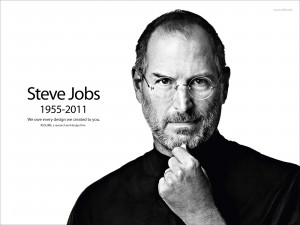 One Year Passed - Steve Jobs