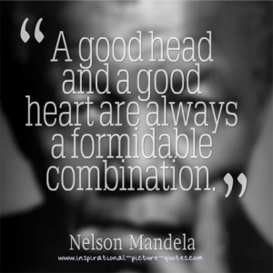 Nelson Mandela Education Quote...