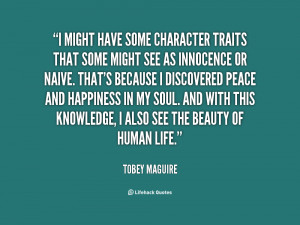 Quotes On Character Traits