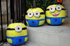 love these Paper Minions, a great easy diy craft project you can do ...