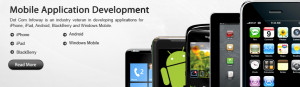 custom mobile application development services solutions india