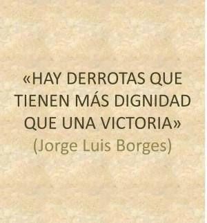 Frase De Reflexion Jorge Luis Borges