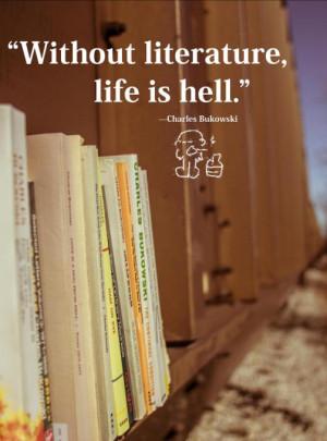 Literature Quotes (Images)