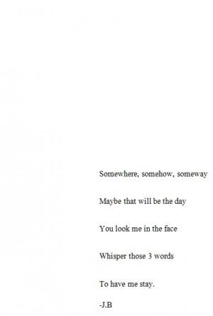 love rhymes