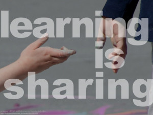 Great quotes about learning is sharing
