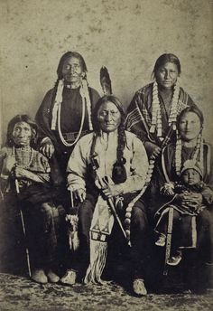 sitting bull and family more sitting bull indianen history ...