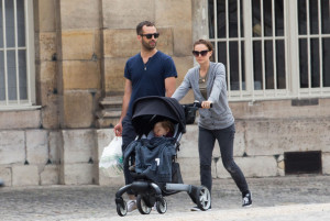 Benjamin Millepied Black Swan Natalie Portman amp Family Go