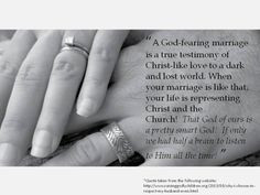 So this is LOVE...and marriage ~ Godly Marriage More