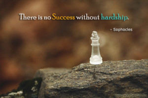 Hardship - Sophocles - Best Quotes-Motivational-Inspirational