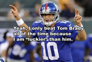 Best American Football Quotes Mannings air quotes nfl