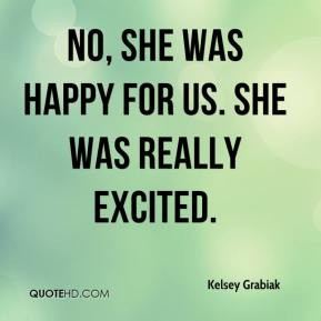 Excited Quotes