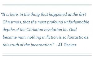 JI Packer Quote