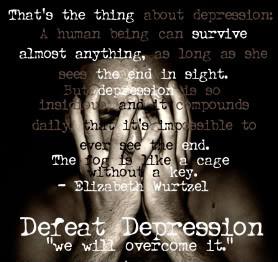 My Truth ~ Depression & Rage