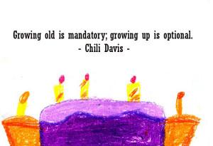 Chili Davis Quote
