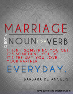 Cute Marriage Quotes to
