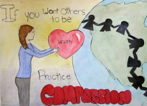 Compassionate People If people practised compassion