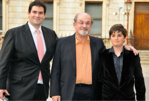 Salman Rushdie: open book - FT.