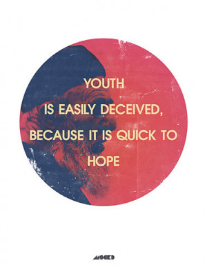 hope, quick, quote, time, young, youth