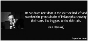 More Ian Fleming Quotes
