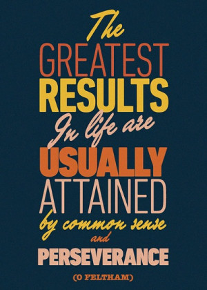 perseverance 70 Design And Motivational Quotes Visualised A Must Read