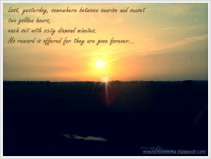sunset thoughts sunset quotes beautiful sunset sunset thoughts sunset ...