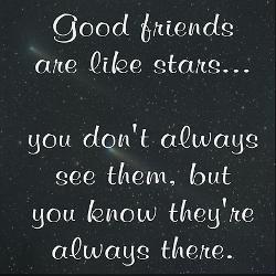 good_friends_are_like_stars_teddy_bear.jpg?height=250&width=250 ...