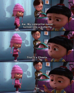Despicable me quotes, funny, best, sayings, kids