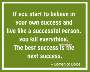 Domenico Dolce Quotes (Images)