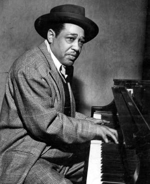 Duke Ellington, 1899-1974, Pianist/Composer/Bandleader