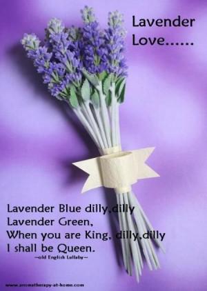 ghdpastels Lavender Quote