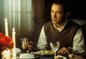 Still of Kevin Spacey in American Beauty (1999)