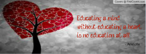 Education Quote Profile Facebook Covers