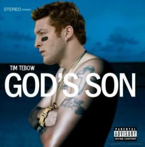 Thread: Tim Tebow: God's Son