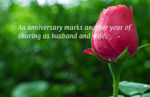 Marriage anniversary quotes for friends
