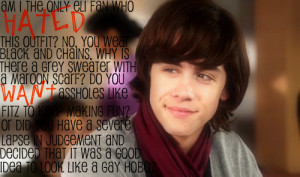 Degrassi - Eli Goldsworthy/Munro Chambers #6: Because every day ...