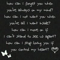 hate all you want quotes photo: how can i forget you when your always ...
