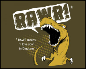 10 Funny Dinosaur T-Shirts