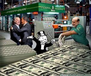 Quantitative Easing—Panacea or Slight of Hand?
