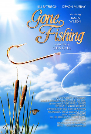 Gone Fishing Movie Poster, designed by Martin Butterworth at The ...