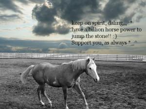 Spirit Horse Quotes
