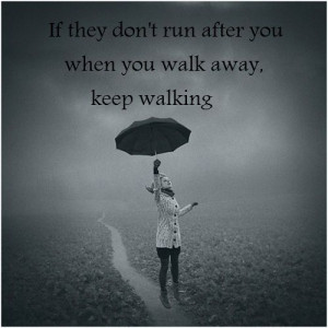 keep walking #quote