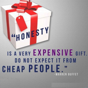 Famous Quotes and Sayings about Being Honest|Honesty|Having Integrity