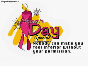 Happy International Women's Day Wishes and Greetings Quote Card Image ...