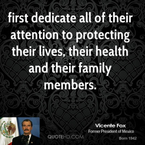 Vicente Fox Quotes